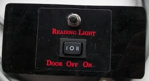 DoorModeSwitch board