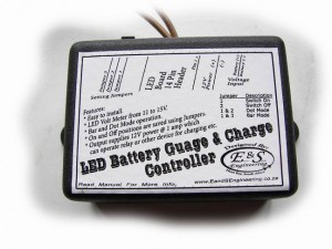LED Battery Ch Unit