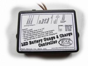 LED Battery Ch Unit