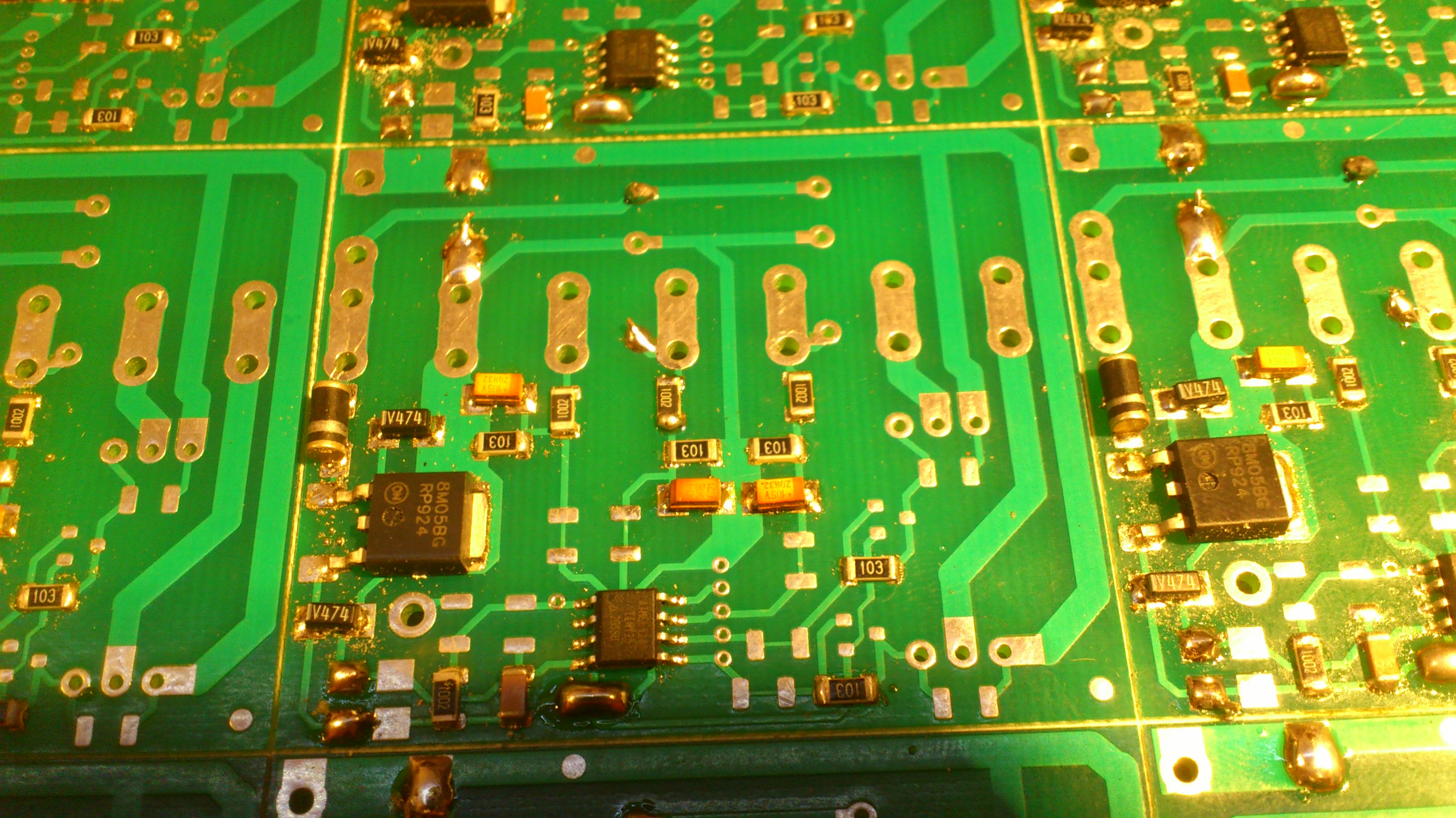 Electronics Projects E S Engineering Circuit For Tv Sets And Refrigerator Electronic Car Fading Light See The Products Page More Info On This